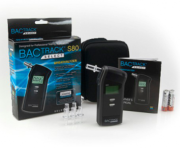 BACtrack S80 Breathalyser