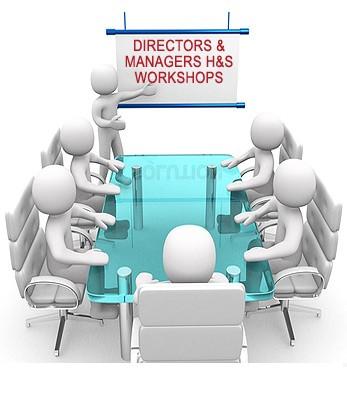 Directors & Management Joint H&S Workshops