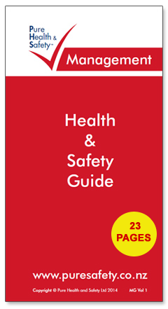 "Management ""How to"" Health & Safety Guide"